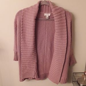 Loft Knitted Cardigan Sweater